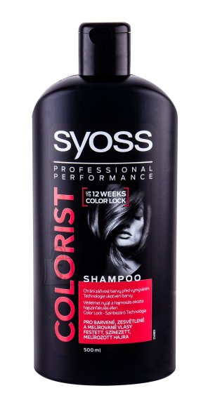 Syoss Professional Performance Colorist Shampoo (500 ml)