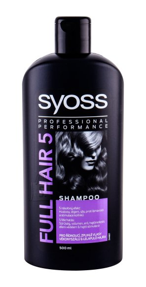 Syoss Professional Performance Full Hair 5 Shampoo (500 ml)
