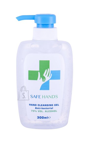 Safe Hands Anti-bacterial Antibacterial Product (300 ml)