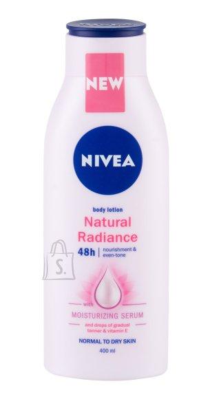 Nivea Natural Radiance Body Lotion (400 ml)