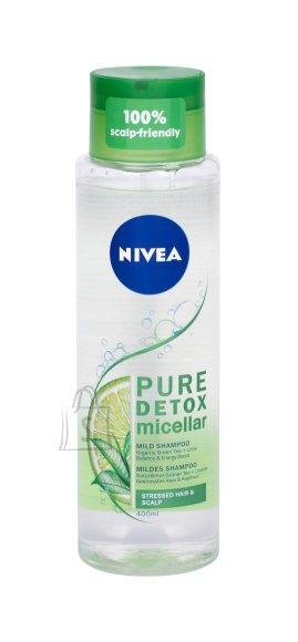 Nivea Pure Detox Shampoo (400 ml)