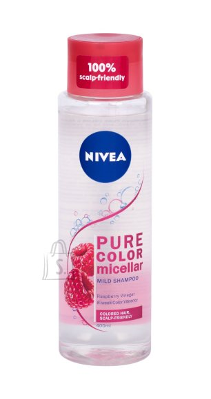 Nivea Pure Color Shampoo (400 ml)