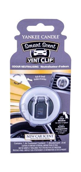 Yankee Candle New Car Scent Car Air Freshener (4 ml)