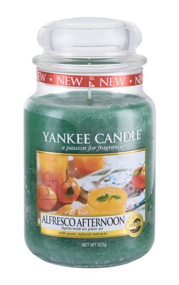 Yankee Candle Alfresco Afternoon Scented Candle (623 g)