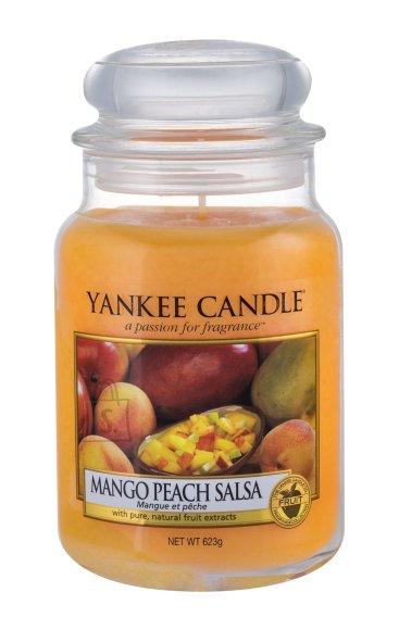 Yankee Candle Mango Peach Salsa Scented Candle (623 g)