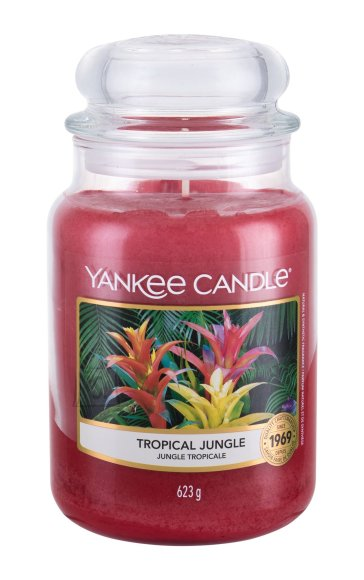 Yankee Candle Tropical Jungle Scented Candle (623 g)