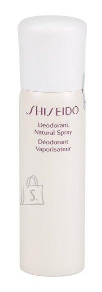 Shiseido Deodorant Natural Spray 100ml naiste deodorant