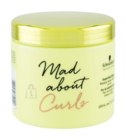 Schwarzkopf Professional Mad About Curls Hair Mask (650 ml)