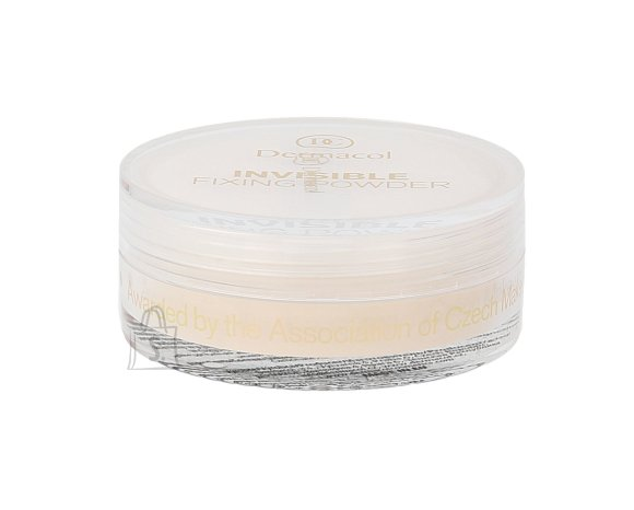 Dermacol Invisible Fixing Powder Light tolmpuuder 13 g