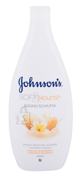 Johnson´s Soft & Nourish Shower Gel (750 ml)