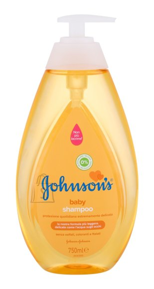 Johnson´s Baby Shampoo (750 ml)