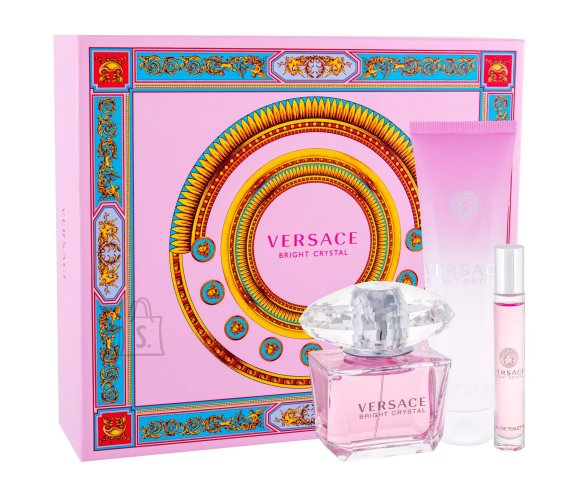 Versace Bright Crystal Body Lotion (90 ml)