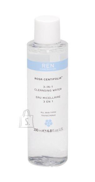 Ren Clean Skincare Rosa Centifolia Micellar Water (200 ml)
