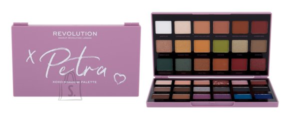 Makeup Revolution London X Petra Eye Shadow (28,8 g)