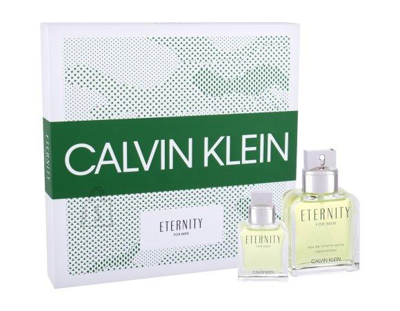 Calvin Klein Eternity lõhnakomplekt meestele EdT 130 ml