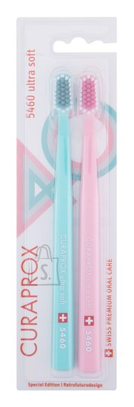 Curaprox 5460 Ultra Soft Toothbrush (2 pc)