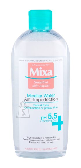 Mixa Anti-Imperfection Micellar Water (400 ml)