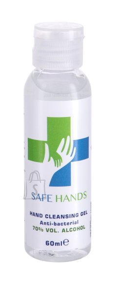 Safe Hands Anti-bacterial Antibacterial Product (60 ml)