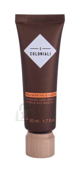 I Coloniali Myrrh & Rice Bran Oil Hand Cream (50 ml)