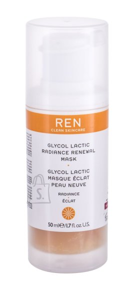 Ren Clean Skincare Radiance Face Mask (50 ml)