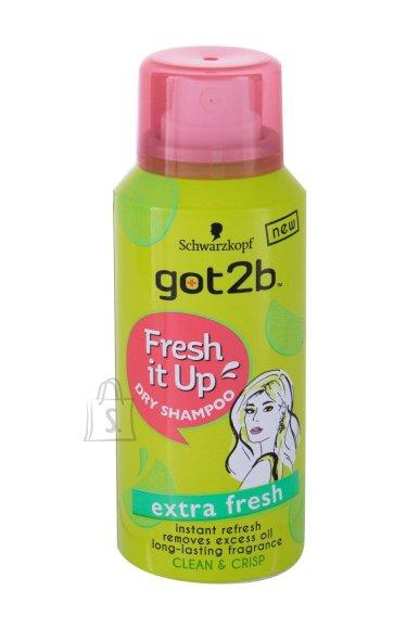 Schwarzkopf Got2b Dry Shampoo (100 ml)
