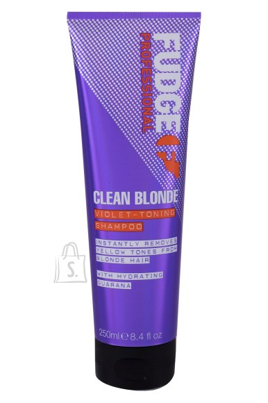 Fudge Professional Clean Blonde Shampoo (250 ml)