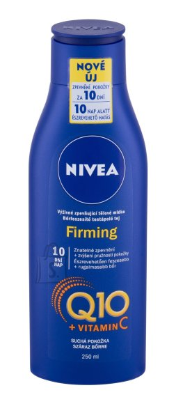 Nivea Q10 + Vitamin C Body Lotion (250 ml)