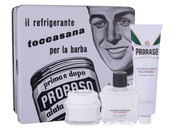 PRORASO White Aftershave Balm (100 ml)