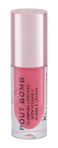 Makeup Revolution London Pout Bomb Lip Gloss (4,6 ml)