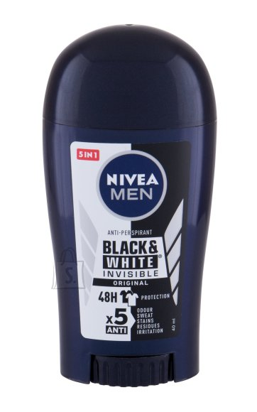 Nivea Men Invisible For Black & White Antiperspirant (40 ml)