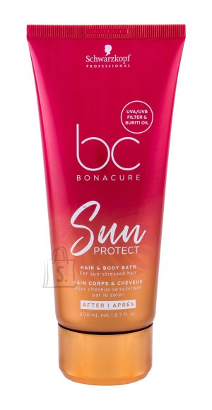 Schwarzkopf Professional BC Bonacure Sun Protect Shampoo (200 ml)