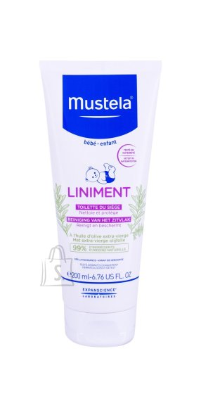 Mustela Bébé Body Lotion (200 ml)