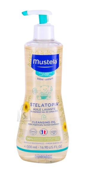 Mustela Bébé Stelatopia Shower Oil (500 ml)