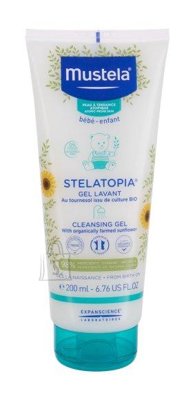 Mustela Bébé Stelatopia Shower Gel (200 ml)