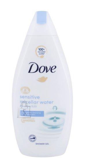 Dove Micellar Water Shower Gel (500 ml)