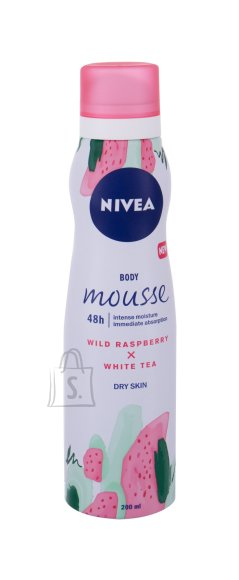 Nivea Body Mousse Body Lotion (200 ml)