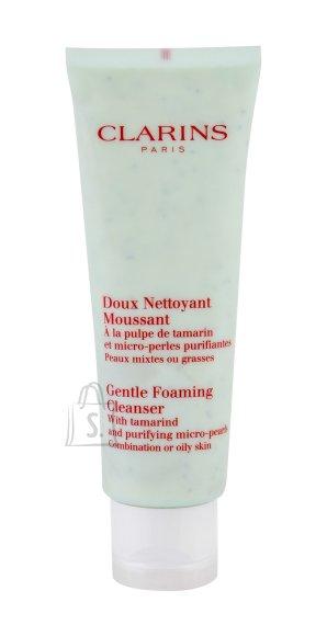 Clarins Gentle Foaming Cleanser Oily Skin näopuhastusvaht 125 ml