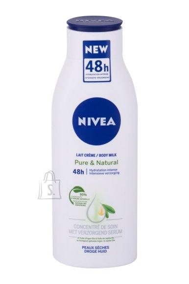 Nivea Pure & Natural ihupiim 400 ml