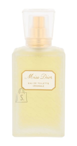 Christian Dior Miss Dior Originale tualettvesi naistele EdT 50 ml