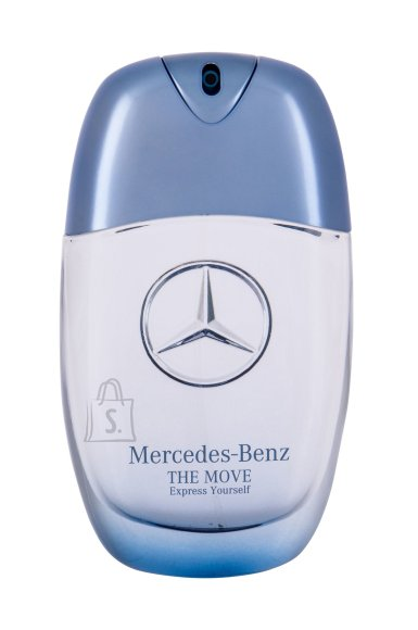 Mercedes-Benz The Move Eau de Toilette (100 ml)