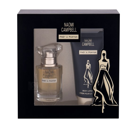 Naomi Campbell Pret a Porter Body Lotion (15 ml)