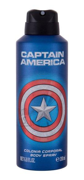Marvel Captain America Deodorant (200 ml)