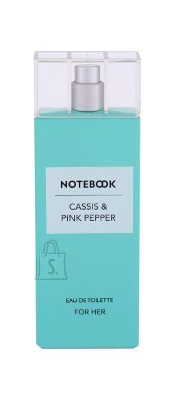 Notebook Fragrances Cassis & Pink Pepper Eau de Toilette (100 ml)