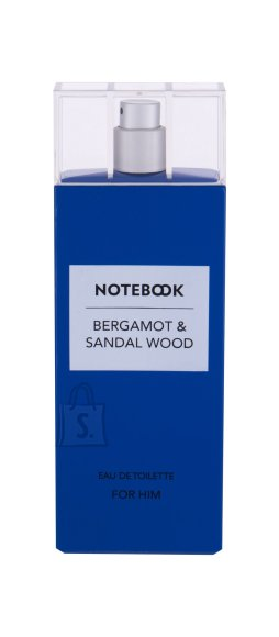 Notebook Fragrances Bergamot & Sandal Wood Eau de Toilette (100 ml)
