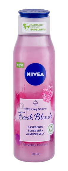 Nivea Fresh Blends Shower Gel (300 ml)