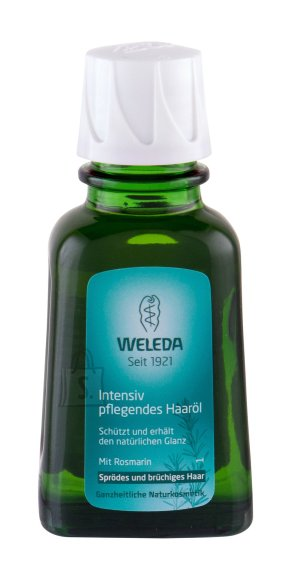Weleda Rosemary Hair Oils and Serum (50 ml)