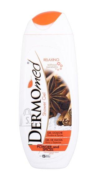 Dermomed Powder and Spices Shower Gel (250 ml)
