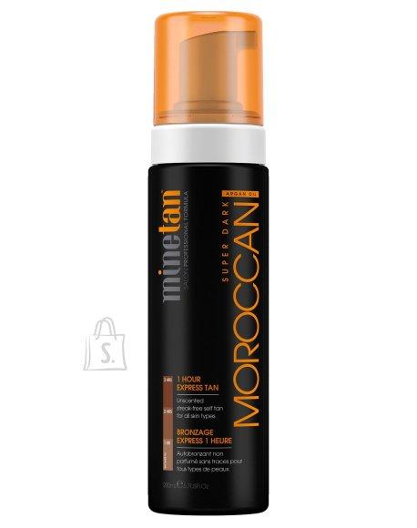 MineTan Moroccan Self Tanning Product (200 ml)
