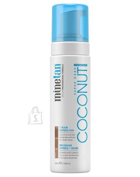 MineTan Coconut Water Self Tanning Product (200 ml)