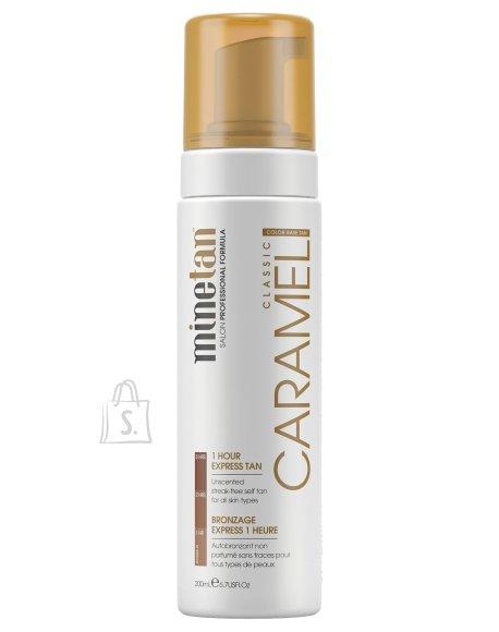 MineTan Caramel Self Tanning Product (200 ml)